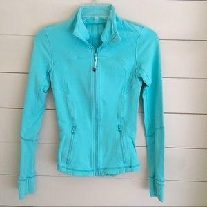 Lululemon Athletica Zip Up Jacket